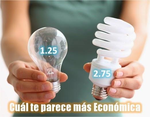 ¿Cuál te parece más económica? 1