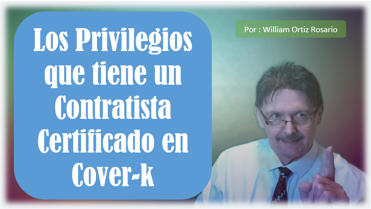 El Priviligio de estar en Cover-k